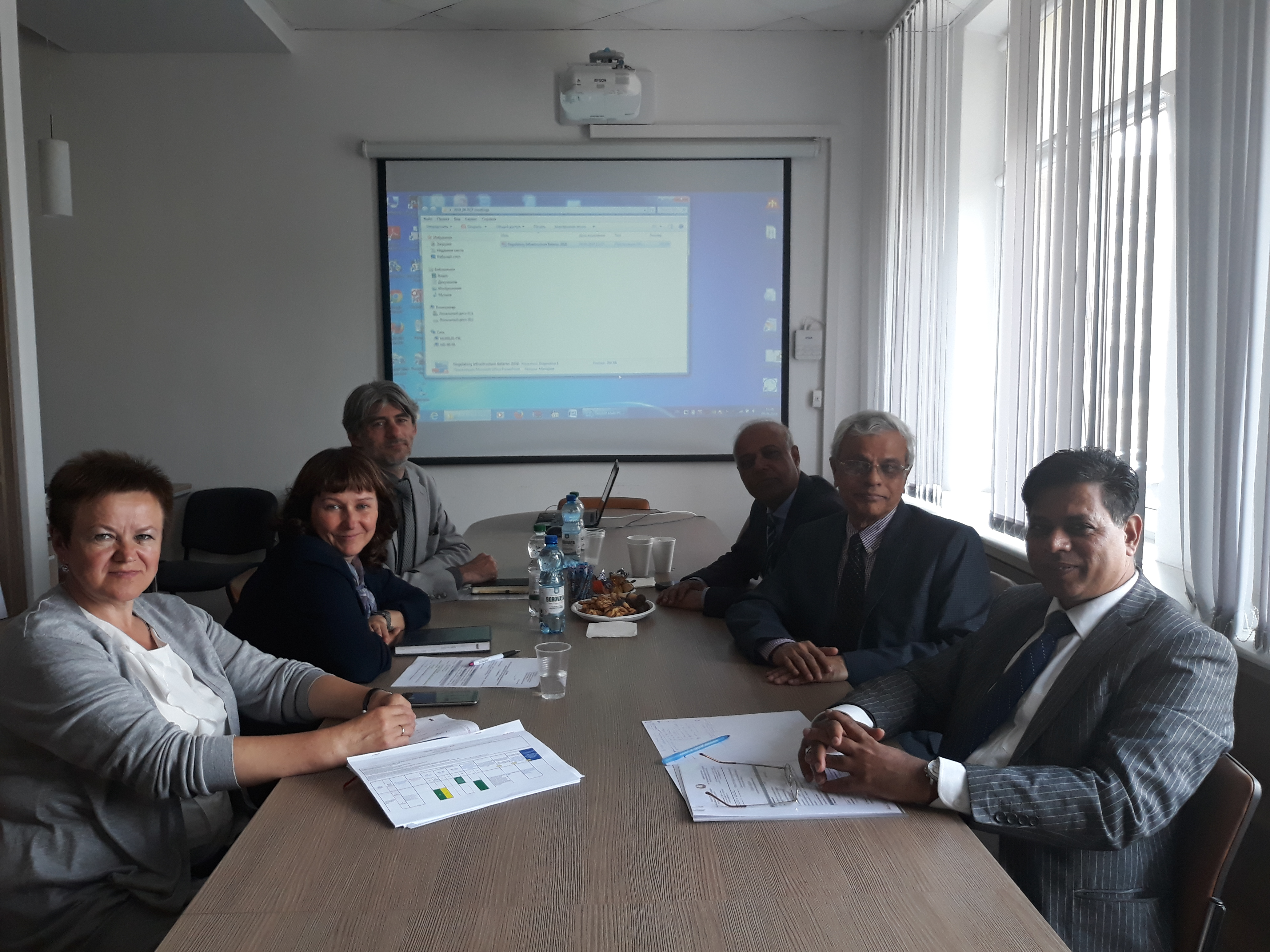 Bilateral Meeting Between the Regulatory Bodies of Belarus and Bangladesh